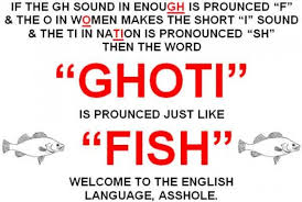pronunciation fish