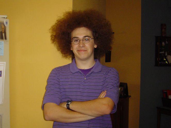 hair afro