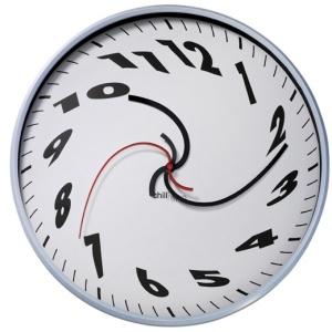 clock melting